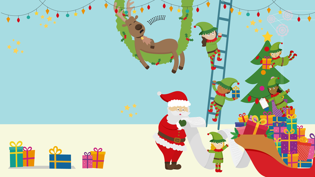 Nspcc the uk childrens charity nspcc create a letter from santa spiritdancerdesigns Image collections